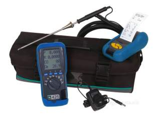 Kane International Combustion Test Equip -  Kane 425 Flue Gas Analyser Kit Kane425 Kit
