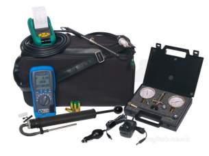 Kane International Combustion Test Equip -  Kane 425 Flue Gas Analyser Oil Kit