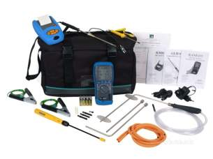 Kane International Combustion Test Equip -  Kane 455 Cpa1 Analyser Kit Kane455 Cpa1 Kit