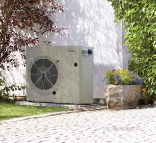 Dimplex Heat Pumps -  Dimplex Lab 11 M Air To Water Heat Pump