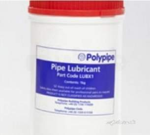 Polypipe Lubricant -  Polypipe Civils 1 Kg Lubricant Lubx1