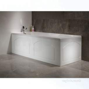 Roper Rhodes Bath Panels -  Roper Rhodes Malvern End Panel 700mm Wh
