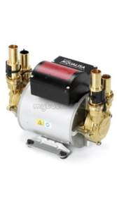 Aqualisa Showers -  Aqualisa Mach Mc0340 3.4 Bar Twin Ended Pump