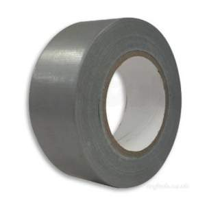 Sealing Tape -  Cb Silver Wproof Duct Tape 50mm X 50m