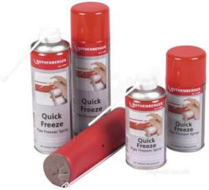 Rothenberger Consumables -  Roth Quick Freeze Aerosol Spray 500 Grm