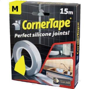 Sealing Tape -  Cornertape 15m Medium Tape 6mm Ct-10041