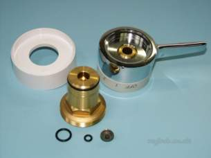 A and J Gummers Showers -  Sirrus Sk1500/14l Lever Conversion Kit Obsolete