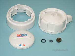 A and J Gummers Showers -  Sirrus Sk1600/4e Knob And Sleeve Kit