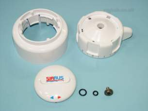 A and J Gummers Showers -  Sirrus Sk1600/4c Knob And Sleeve Kit