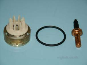 Bristan Showering -  Sirrus - Piston Assy And Thermostat Sk1500-3