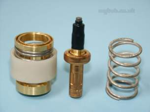 A and J Gummers Showers -  Sirrus Sk603/3 Thermostat And Piston Assy