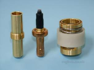 A and J Gummers Showers -  Sirrus Sk750/3 T/static And Piston Assy
