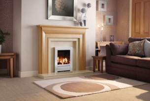 Be Modern Surrounds and Suites -  Bm 52 Inch Newark-golden Oak 25/100mm