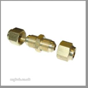 Regin Products -  Regin Flared 10mm Equal Union 2 Nuts