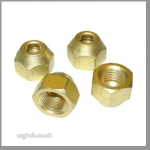 Regin Products -  Regin Flared 3/8 Short Nut 4 O128
