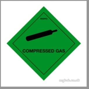 Regin Products -  Regin Regp02 Compressed Gas Van Sticker