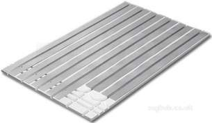 Uponor Underfloor Heating -  Uponor 12 Poly Plates 1.2m X 0.75m 15mm