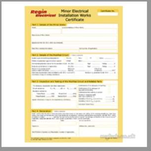 Regin Products -  Regin Regpe1 Minor Install Certificates