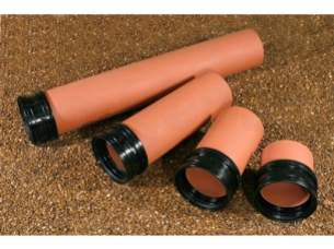 Hepworth Drainage -  0.6m S/seal Pipe S/cplg Fp060/5s 225mm