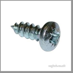 Regin Products -  Regin Regq15 Pan Screws 30 3/8-6 Bzp