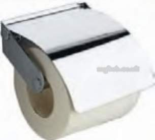 Croydex Bathroom Accessories -  Grand Hotel Qa013641 Covered Toilet Roll