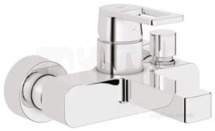 Grohe Tec Brassware -  Grohe Quadra Bsm Wall Mounted Exp