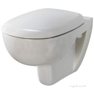Twyfords Wc Seats -  Quinta Wall Hung Toilet Seat Qt7864wh