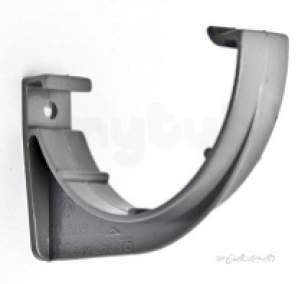 Polypipe Standard sovereign Rainwater -  112mm Gutter Fascia Bracket Rr109-br