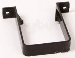 Polypipe Standard sovereign Rainwater -  65mm Sq Sect Rw Pipe Bracket Rs226-br