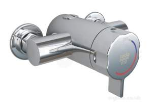 Rada and Meynell Commercial Showers -  Mira Rada V10 Exposed Shower Valve