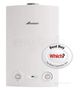Worcester Domestic Gas Boilers -  7716130138 White Greenstar 24ri He Rsf Boiler Ng