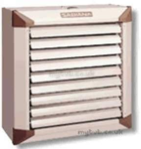 Sabiana Atlas Unit Heaters minivector -  Sabiana Atlas Super Unit Heater A-c89