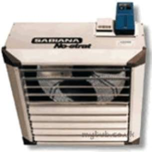 Sabiana Atlas Unit Heaters minivector -  Sabiana Nostrat Therm Economiser 450/6