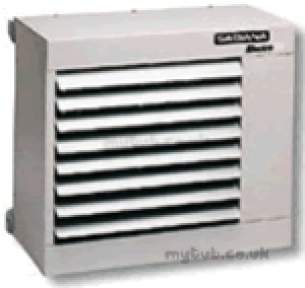 Sabiana Atlas Unit Heaters minivector -  Sabiana Electra 90 Unit Heater 06e