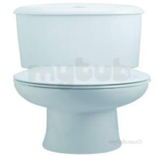 Armitage Entry Level Sanitaryware -  Armitage Shanks Cameo S3613 D/f P/b Bsio 6l Cistern Wh