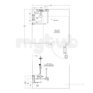 Ideal Standard Concept Freedom S6407 Doc M Shower Pack