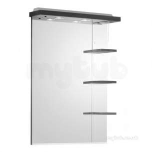 Roper Rhodes Accessories -  Signatures 700 Mirror/shelves/canopy
