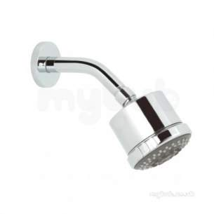 Roper Rhodes Showers -  Neptune Multi Function Shower Head