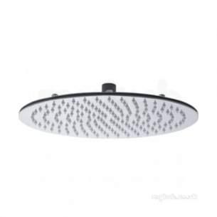 Roper Rhodes Showers -  Roper Rhodes Round 300mm Thin Brass Shower Head