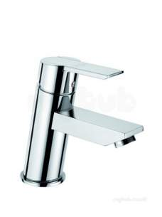 Pegler Luxury Bathroom Brassware -  Storm 4g3034 Cp Monobloc Bath Filler