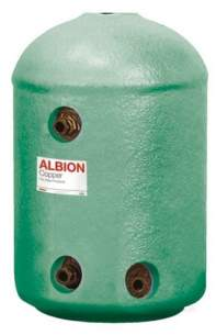 Albion Superduty Cylinders -  Albion Superduty Cf120 G3 Cyl Foamed L