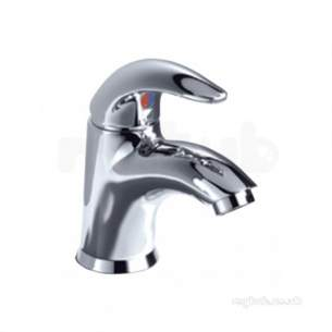 Roper Rhodes Taps -  Neo Mini Basin Mixer With Pop Up Waste
