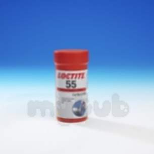 Adhesives and Lubricants -  Loctite 55 150m Uk Cve0001l2 270153