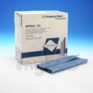 Misc Pipeline Jointing Products -  Carton Of X80 Wiper Cloths In Pop Up Box