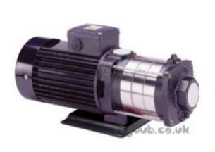 Walrus Horizontal Booster Pumps -  Walrus Tph4t6k 1ph Booster Pump 1 1/4 Inch Bsp