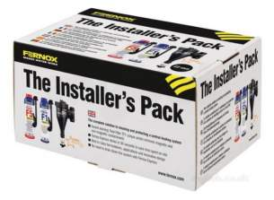 Fernox Water Treatment Devices -  Fernox 60009 Na The Installers Pack With 28mm Diameter Filter