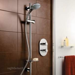 Ideal Standard Showers -  Ideal Standard Ascari Tt Therm With M/shadow Kit Chrome Plated L6835aa