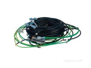 Barbecue King -  Barbecue King Eb55190100 Wiring Harness Comp Panel