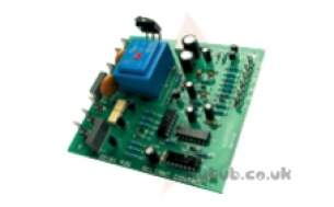 Hobart Commercial Catering Spares -  Hobart 143872 Pcb For Electronic Reliant