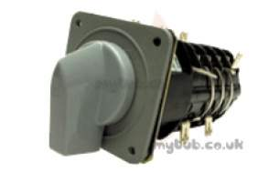 Hobart Commercial Catering Spares -  Hobart 226657 Rotary Switch Square D